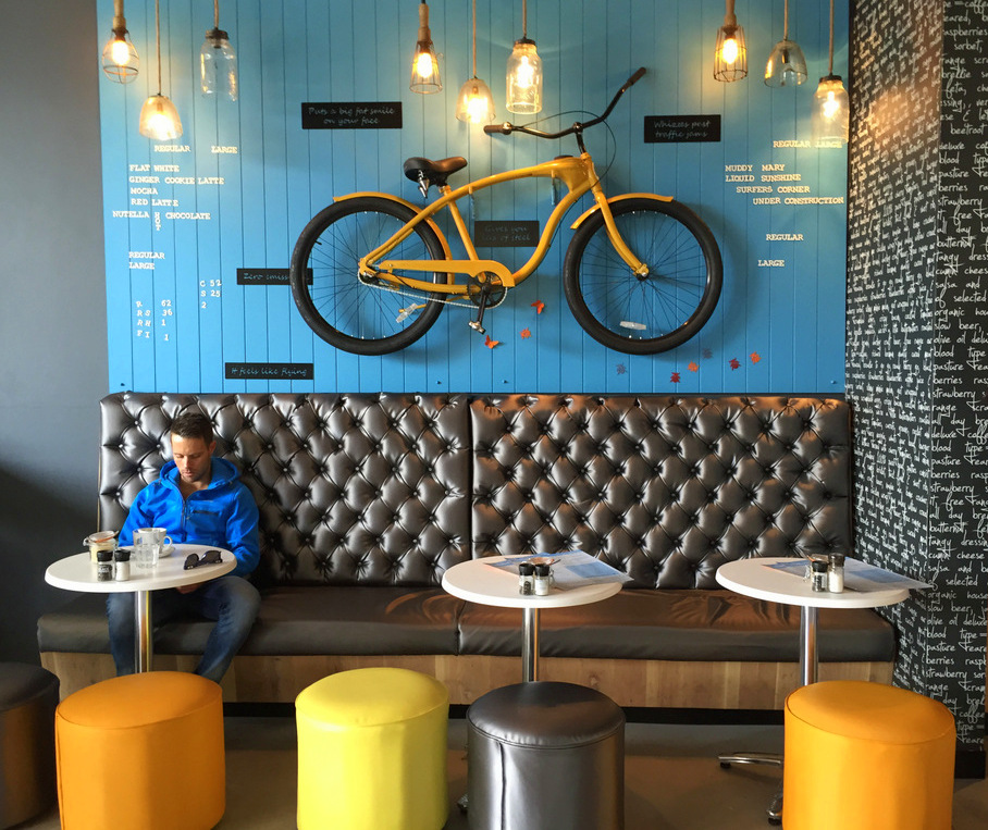 I Check Out The New Look Pulp Kitchen In Willowbridge Shopping Centre