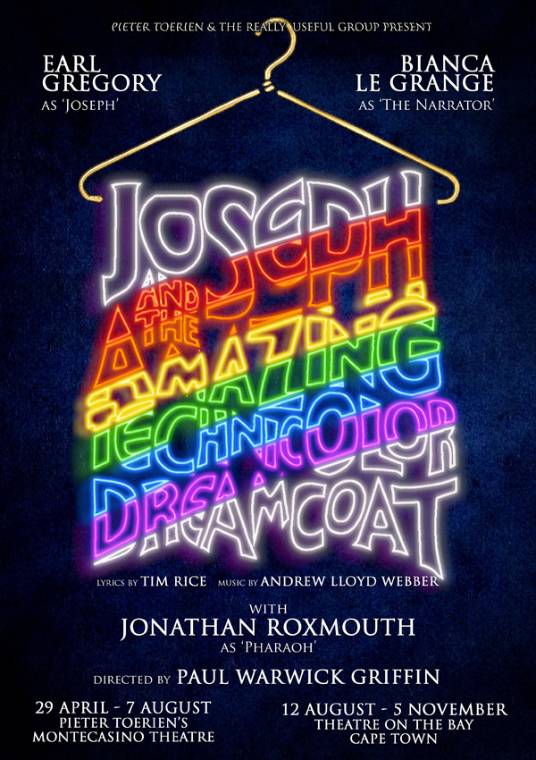 Book your tickets now joseph and the amazing technicolor dreamcoat is